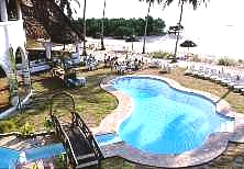 Livingstone Club Swimming Pool