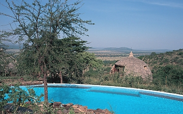 Serengeti Serena Lodge - S. Pool