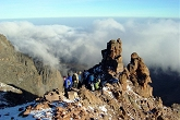 Mountaing Climbing in Kenya
