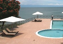 Lake Tanganyika Hotel Swimming Pool