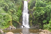 Ndoro Waterfalls in Marangu