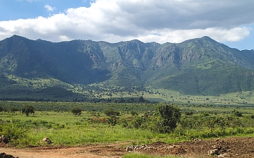 South Pare Mountains