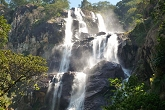 Sanje waterfalls  in Udzungwa Mountains National Park