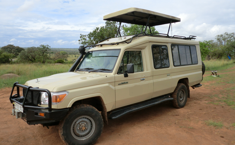 Rent Toyota Land Cruiser Hard Top In Tanzania Gofan