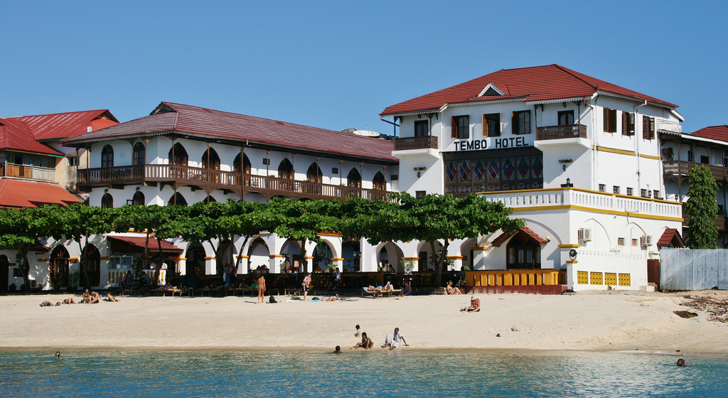 Tembo hotel zanzibar beach holiday